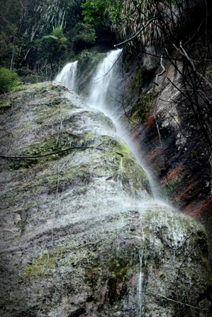 Air Terjun Lembah Harau Sumbar