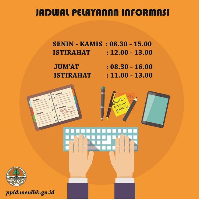 Jadwal Pelayanan Informasi