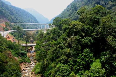 Suaka Alam Kelok Sembilan Sumatera Barat