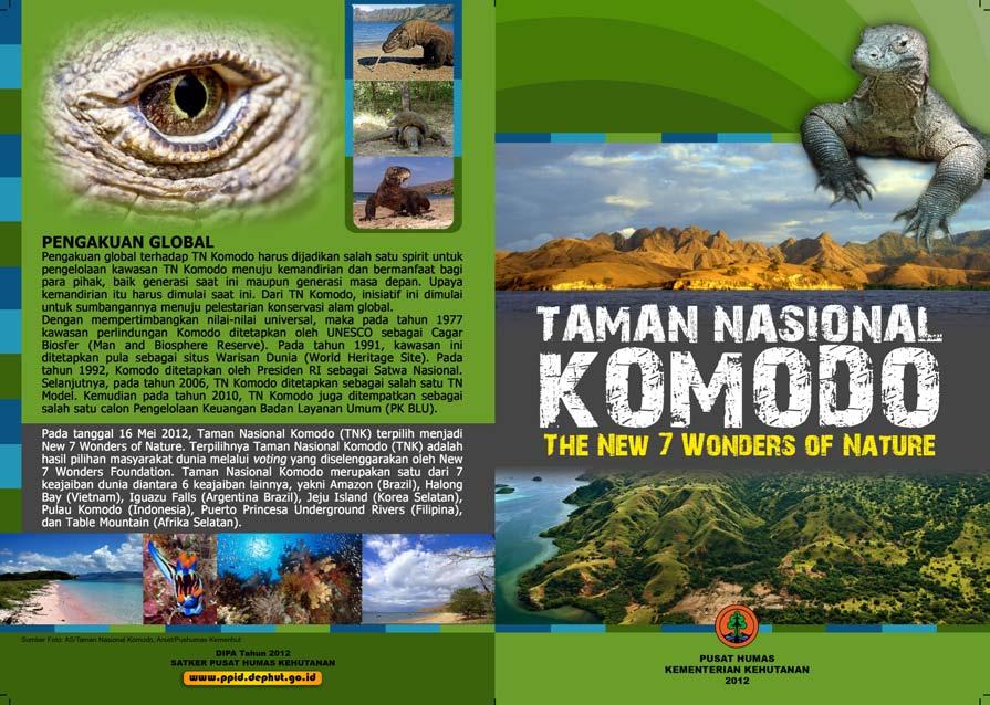 Leaflet Komodo